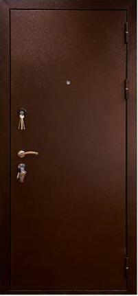 Двери Барьер