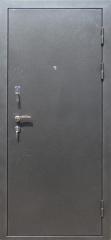 Двери МД-04 (серебро/бук)