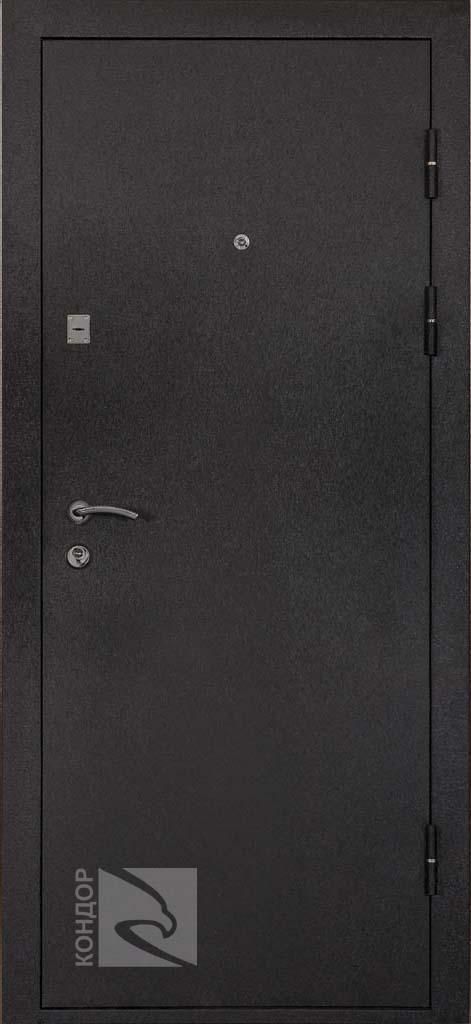 Двери 8 Белый шелк