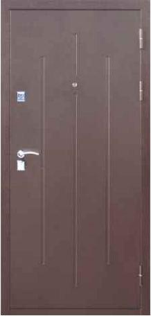 Двери Стройгост 7-2 Мет/Мет(3 петли)