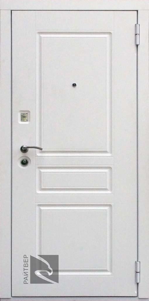 Двери Райтвер Х4 белый
