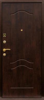 Двери Декор Универсальный вид сзади