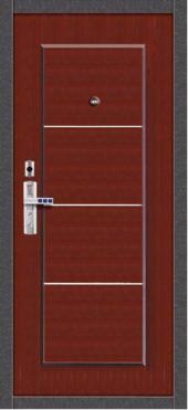 Двери Форпост 128с (вид сзади)