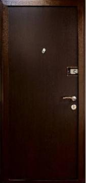 Двери Барьер вид сзади