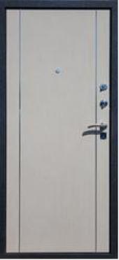 Двери 004 вид сзади