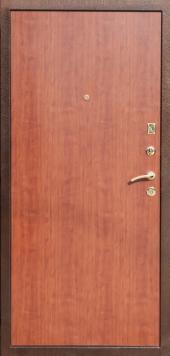 Двери ЛР-01 вид сзади