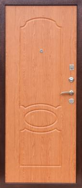 Двери ЛР-07 вид сзади