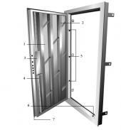 Двери 002 люкс