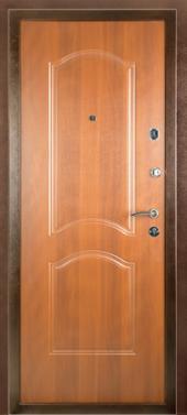 Двери 7 вид сзади
