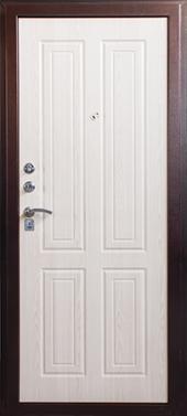 Двери Рубеж 2 вид сзади