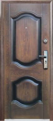 Двери K-550 вид спереди