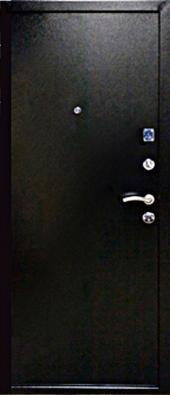 Двери Оптима люкс вид сзади