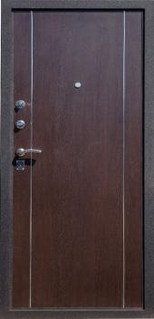 Двери 005 вид сзади