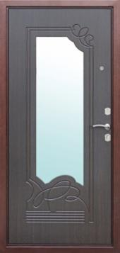 Двери Ампир вид сзади