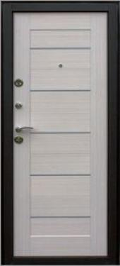 Двери Хит 6 вид сзади