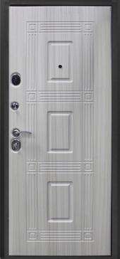 Двери Гранд 100 Сандал светлый вид сзади