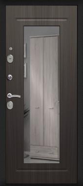 Двери Гранд 100 Венге Зеркало вид сзади
